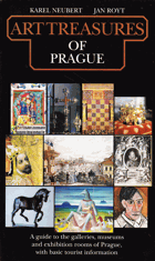 Art Treasures of Prague - anglicky