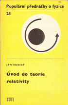 Úvod do teorie relativity